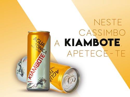 Quality - Aroma Verde, Beverages Refrigerant, La Vita, Kiambote And Mega Load Tonic Water, Luanda, Angola