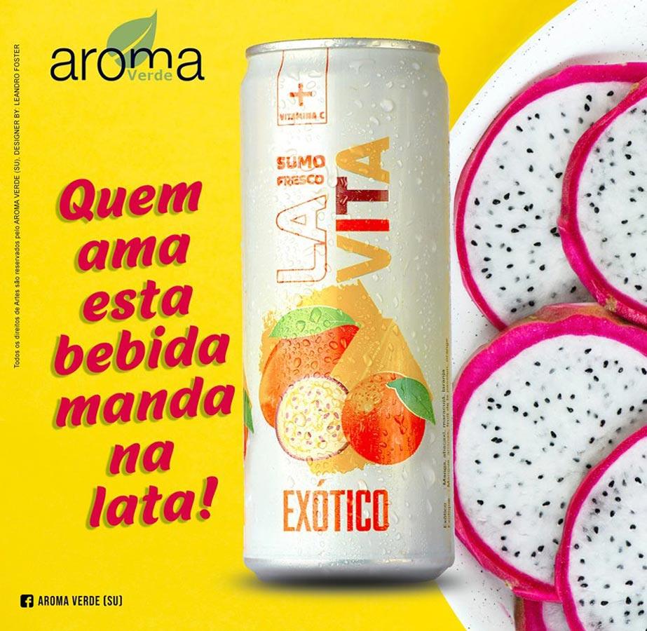 Aroma Verde, Beverages Refrigerant, La Vita, Kiambote And Mega Load Tonic Water, Luanda, Angola