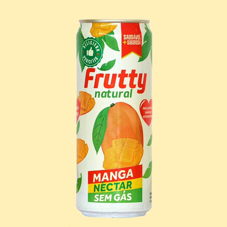 Frutty Natural Manga, Aroma Verde, Beverages Refrigerant, Luanda, Angola